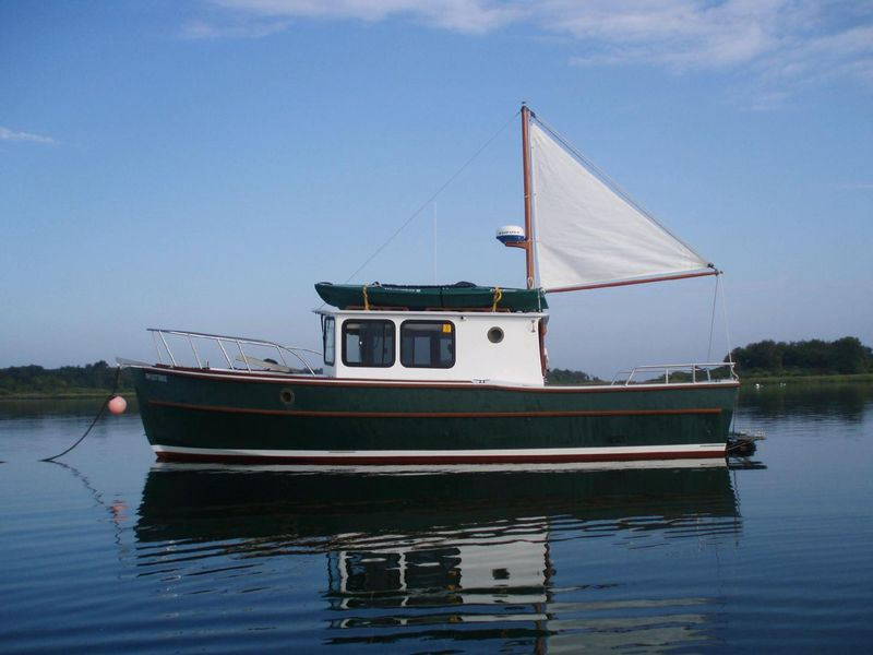 Pocket Trawler for sale
