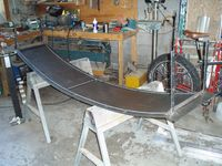 1-Curved steel panel